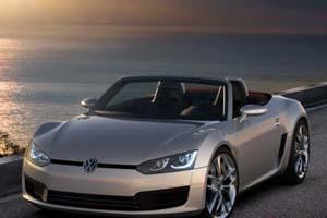 Виртуальный родстер Volkswagen стал реальностью
