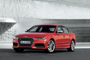 Публикация первых фотографий Audi A4