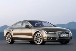 Обновленный Audi A7 Sportback нацелился на Москву