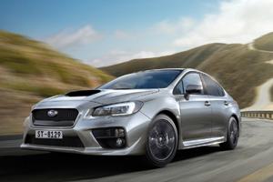 Subaru озвучила цены на седан WRX