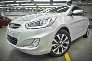 Hyundai Solaris будет с новой оптикой