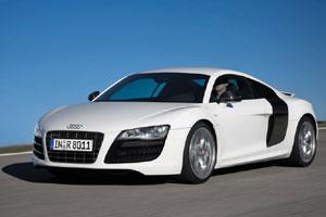 Audi R8 обзавелась лазерной оптикой