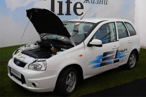 Электрокар «АвтоВАЗа» проехал без подзарядки 200 км
