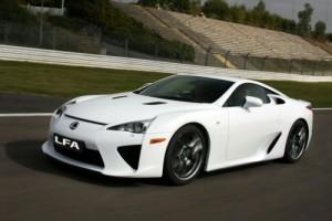 BMW поможет разработать новый Lexus LFA