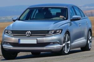 Volkswagen выпустит новый Passat