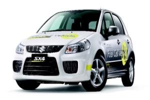 Suzuki разработала водородный мотор