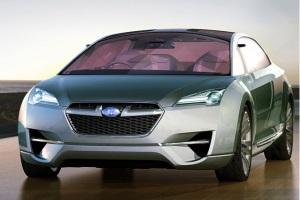 Subaru SVX: с возвращением на рынок!