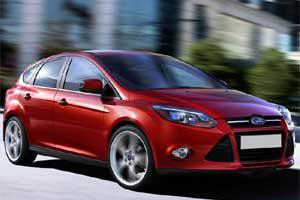 Ford презентовал новенький Focus ST