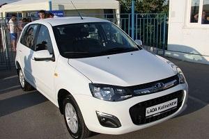 ВАЗ осенью покажет три новых модели Lada