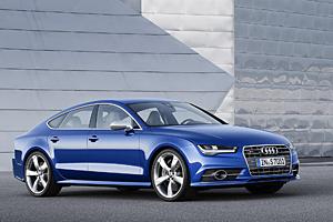 Компания Audi представила модель RS7