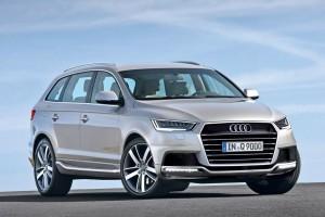 Audi готовит новые автомобили
