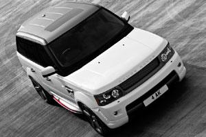 Новый тюнинг для Range Rover Sport