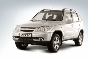 В Москве покажут концепт Chevrolet Niva
