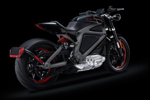 Harley-Davidson создал электрический мотоцикл