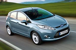 """Ford Fiesta снял 140 """"лошадей"""" с литра"""