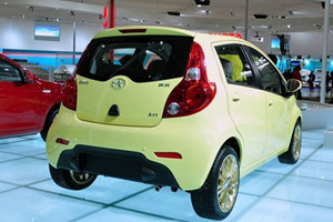 Tata Motors модернизирует хэтчбек Nano