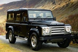 Внедорожник Defender Land Rover