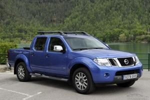 Nissan презентовал новый пикап Navara