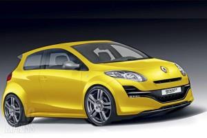 Renault выпустил раллийную версию Clio