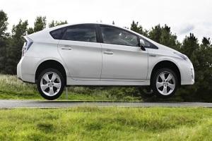 Toyota предложила оторвать автомобиль от земли