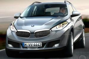 BMW X2 выйдет в свет в 2017 году