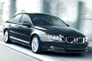 Volvo занимается обновлением седана S80