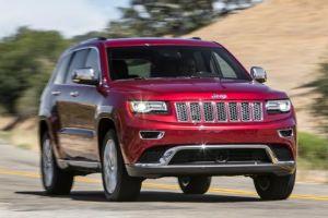Jeep Grand Cherokee - на сервис из-за зеркал