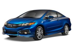 """""""Длинноногая"""" Honda Civic 2014"""