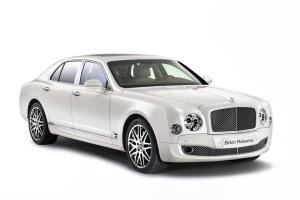 """Bentley выпустит """"заряженный"""" Mulsanne"""