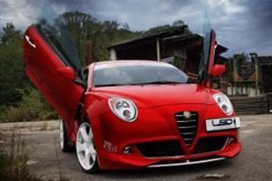 Начало продаж Alfa Romeo MiTo в России