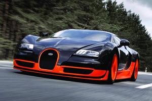 Bugatti выпустит преемника Veyron