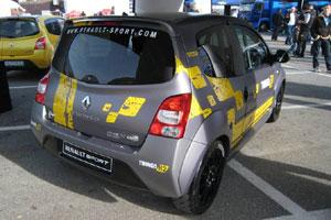 Renault выбрала название для новой гоночной машины