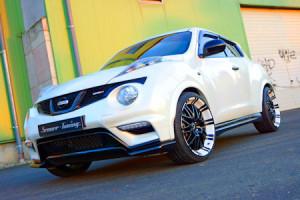 Infiniti выпустит свою версию Nissan Juke