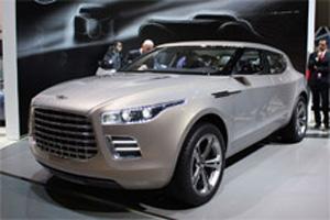 Aston Martin Lagonda - не внедорожник