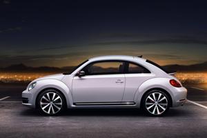 Шикарная комплектация Volkswagen Beetle