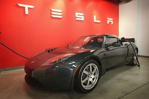 Tesla представит новые электрокары