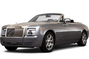 Rolls-Royce создает новый кабриолет