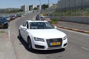 Новая система автопилота от компании Audi