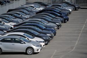 Санкции коснутся импортных авто