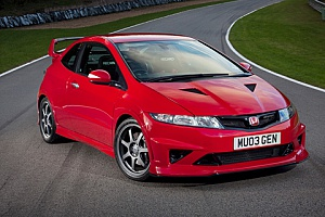 Honda Civic Type R возвращается