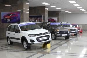 """Продажи авто Lada по """"утилизации"""""""