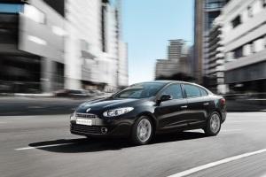 Renault добавила Fluence комфорта и элегантности