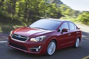 Компания Subaru обновила «Импрезу»