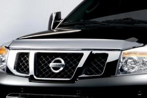 Nissan Titan модернизировали через Facebook