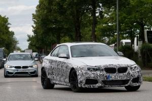 Автокомпания BMW готовит модель М2