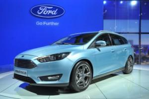 Ford привезет в Европу подзаряжаемые гибриды
