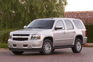 Chevrolet объявил цену кроссовера Tahoe