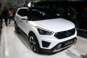 Новый компактный кроссовер от Hyundai