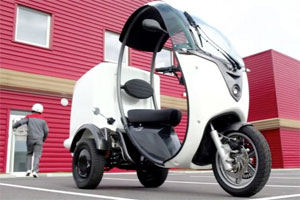 E-Trike появится на рынке в 2016 году