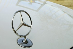 Папарацци засняли самый дорогой Mercedes-Benz